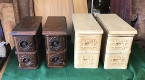 Sewing accessory drawers $25 each for Sale in Tacoma, WA