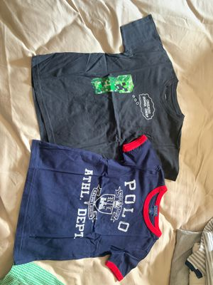 T-shirts for boy size 6 - $5 each for Sale in Fort Lauderdale, FL