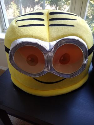 Minion mask for Sale in Columbus, OH