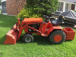 Looking to BUY. Smaller Garden Tractor for Sale in Florissant, MO
