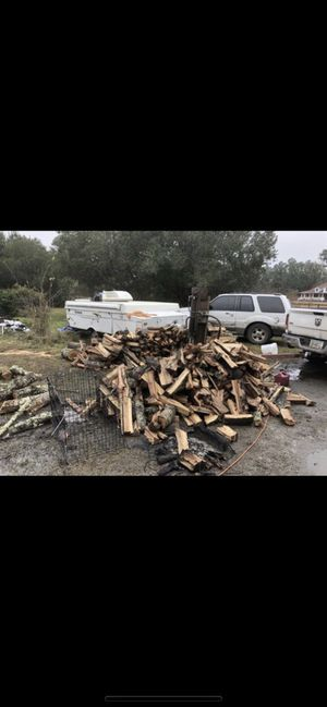 Firewood for Sale in Fleming, GA