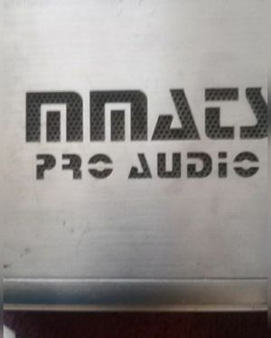 MAX POWER Amplifier 2000.0.5 MMATS Pro Audio for Sale in Las Vegas, NV