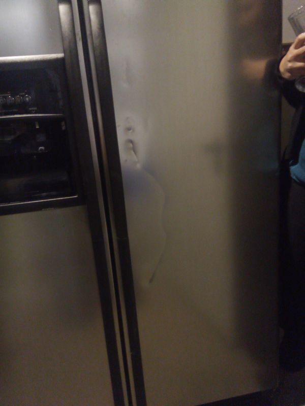 Kenmore fridge