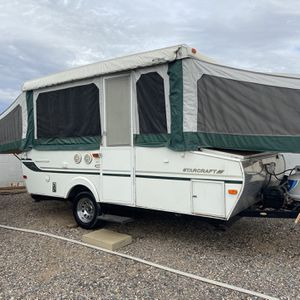 2005 Starcraft Pop Up Tent Trailer With Slide Out for Sale in Phoenix, AZ