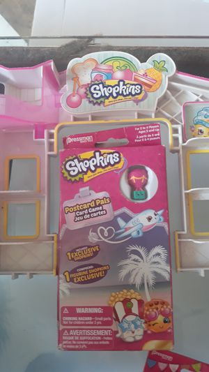 SHOPKINS PLAYS ER T for Sale in Carmichael, CA