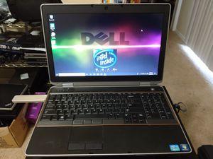 Dell Latitude E6520 for Sale in Springfield, MO