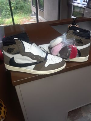 Air Jordan 1 High Travis Scott for Sale in Quincy, MA