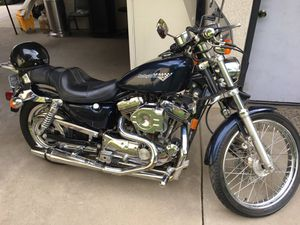 '97 Harley Davidson Sportster for Sale in Fresno, CA