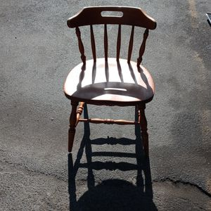 Solid Wood Restaurant Capain's Chair for Sale in Virginia Beach, VA