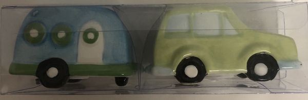 🙋‍♀️ Car and Camper S & P Shakers