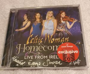 Celtic women signed CD by all four for Sale in Aurora, CO