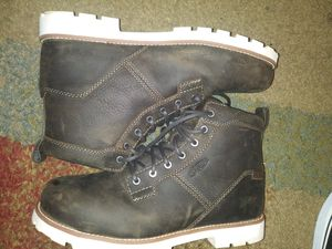 Keen utility steel toe boots size 11DD for Sale in Newport News, VA