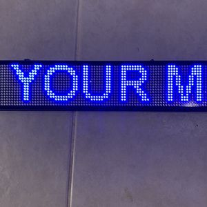 LED Sign For Mobile Businesses for Sale in La Mirada, CA