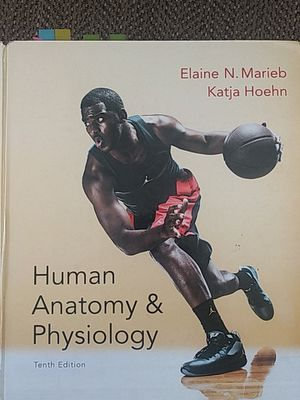 Anatomy and physiology college text book for Sale in Jacksonville, FL