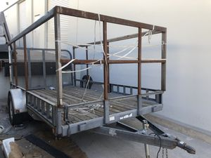PJ ATV Trailer with custom made walls to deliver Appliances or furniture.These are very high quality trailer for Sale in Phoenix, AZ