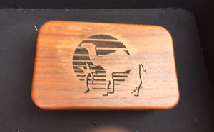 Camel box 3x5 for Sale in Gresham, OR