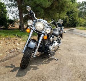 2001 Harley-Davidson Fatboy w/Low mileage for Sale in Chino Hills, CA