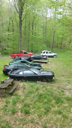 Chevy truck expedition escape crown vic MUSTANG PARTS for Sale in Spencer, IN