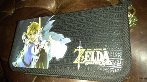 Nintendo switch breath of the wild case for Sale in Las Vegas, NV