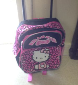 Like new condition hello kitty bag for Sale in Aberdeen, WA