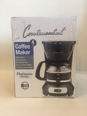 Continental Coffee Maker for Sale in East Stroudsburg, PA