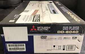 Brand New Mitsubishi DVD player DD6040 for Sale in McDonogh, MD