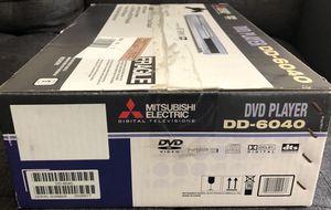 Brand New Mitsubishi DVD player DD6040 for Sale in McDonogh, MD