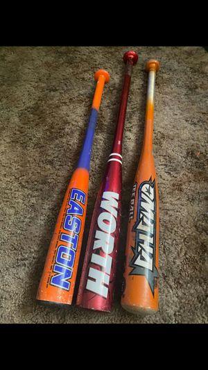 Baseball bats for Sale in Glendale, AZ