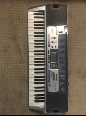 Casio 61-key keyboard for Sale in Rancho Cucamonga, CA