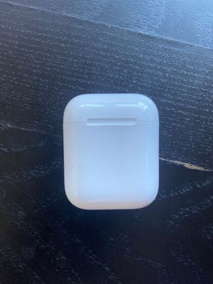 Apple Airpods charging case - headphones NOT included for Sale in Irvine, CA