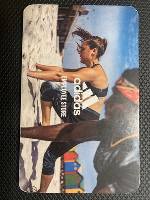 Adidas Employee Store Pass for Sale in Portland, OR