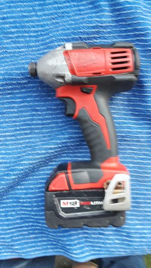 Milwaukee impact driver. for Sale in Modesto, CA