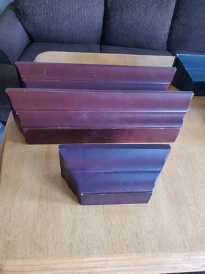 3 Decorative wall shelves for Sale in Charlotte, NC