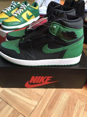 Pine green Jordan 1 size 12 for Sale in Bridgeton, MO