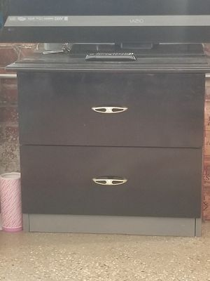 Matte Black Dresser Drawers for Sale in Washington, DC