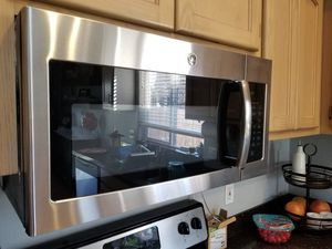 GE microwave for Sale in Marysville, WA