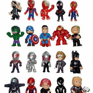 20 Piece Superhero Cake Topping Action Figures for Sale in Boca Raton, FL