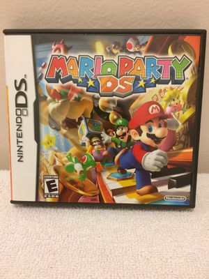 Mario Party DS Nintendo DS Game for Sale in Valley City, OH