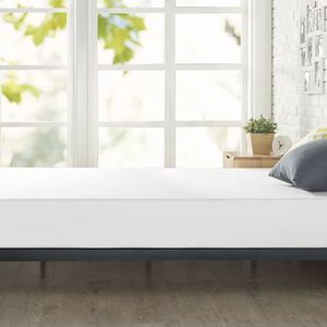 """FULL heavy duty bed frame. Low style so please measure! 7"""" H x 53.5"""" W x 74.5"""" L. New open box Unassembled in box MSRP $144. Our price $70 + sales tax for Sale in Woodstock, GA"""
