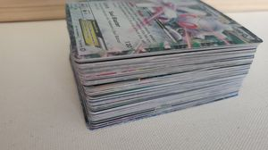 83 EX and GX Shiny Pokemon cards Display only! for Sale in Las Vegas, NV