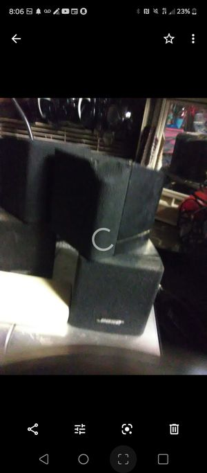 Bose X5 suround sound speakers. for Sale in Cocoa, FL