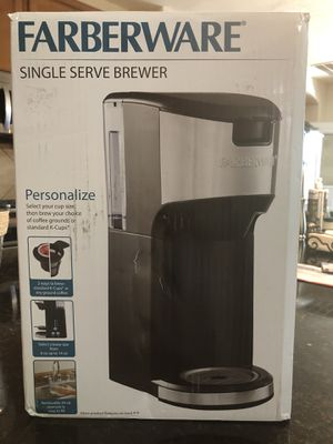 Single serve Brewer Coffee maker for Sale in League City, TX