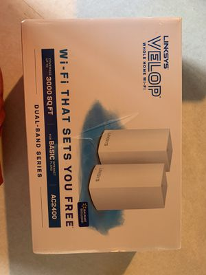 Linksys velop for Sale in Amarillo, TX