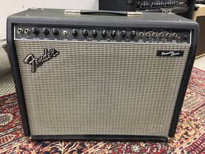 Vintage Fender Princeton Chorus Electric Guitar Amplifier Amp with Pedal for Sale in Woodbridge, VA