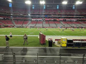 Section 131 row 4 or row 8 - 2 Arizona Cardinals tickets - Father's day gift? for Sale in Glendale, AZ