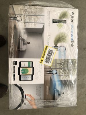 Dyson Pure Cool Link Purifying Desk Fan for Sale in Redlands, CA