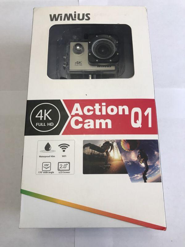 WiMius Camera