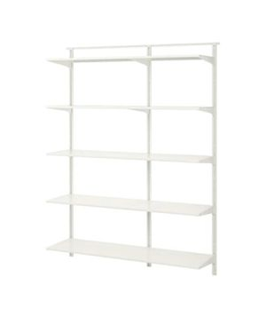 Ikea Algot Closet Shelving System Pieces for Sale in San Diego, CA