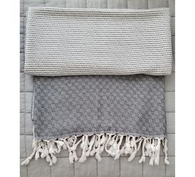 "West Elm XL Cotton Blanket Throw 60X95"" for Sale in Cape Coral,  FL"