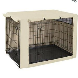 NEW TAN DOG CRATE COVER for Sale in Simpsonville, SC